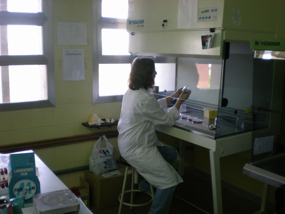 Laboratory at Lleida