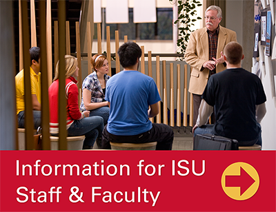 Information for ISU Faculty & Staff