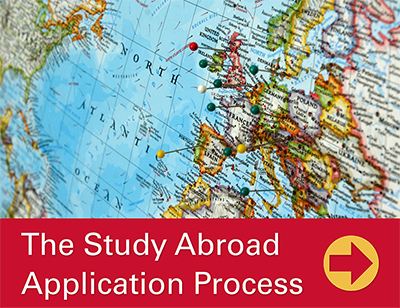 The Study Abroad Application Process