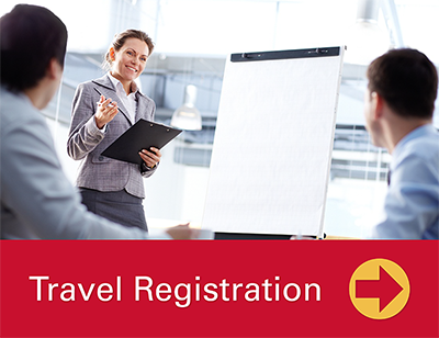 Travel Registration