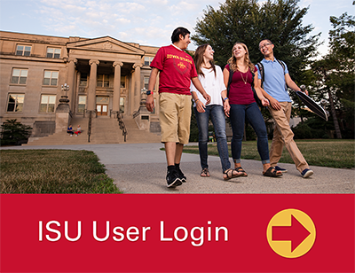 ISU User Login