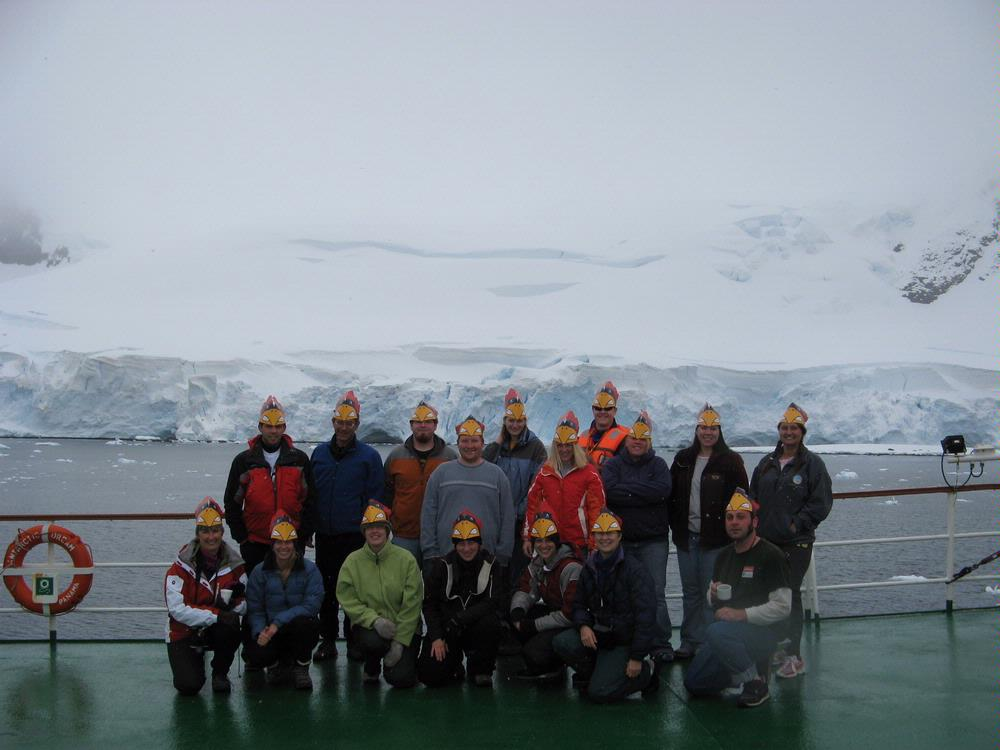 Cyclones in Antarctica